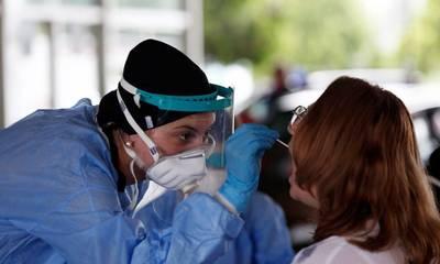 Rapid tests στα Βιγκλάφια του Δήμου Μονεμβασίας