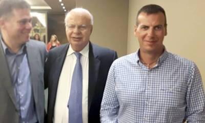 Κατεβαίνει στις εκλογές της Ε.Ο.Κ. ο Μιχάλης Βακαλόπουλος