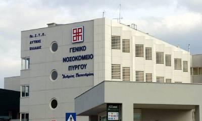 Αντωνακόπουλος για Νοσοκομείο Πύργου: «Θα πεθάνουν άδικα άνθρωποι!»
