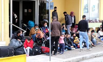 Κρητικός: «Μέχρι την Πέμπτη όλοι οι πρόσφυγες θα έχουν λάβει τα έγγραφα παραμονής (ADET)»