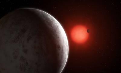 Ανακαλύφθηκε κοντινός, καυτός βραχώδης εξωπλανήτης «υπέρ-Γη»