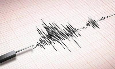 Σεισμός τα ξημερώματα στο Αίγιο