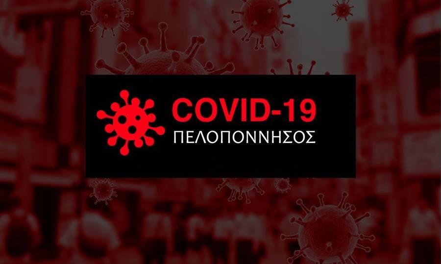 «Κατοχή» της Πελοποννήσου από τονcovid-19 με 27% αύξηση κρουσμάτων την τελευταία εβδομάδα!