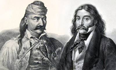 Η Ελληνική Επανάσταση του 1821 είχε και εμφύλιο σπαραγμό με πεδίο επιχειρήσεων την Πελοπόννησο!