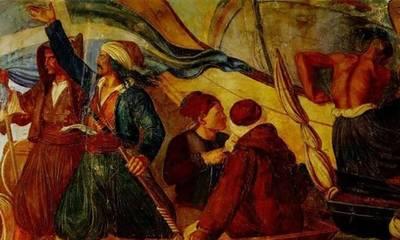 Ο Γορτύνιος πυρπολητής Ιωάννης Θεοφιλόπουλος ή Καραβόγιαννος