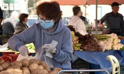 Τι ισχύει στις Λαϊκές αγορές Άργους και Σπάρτης