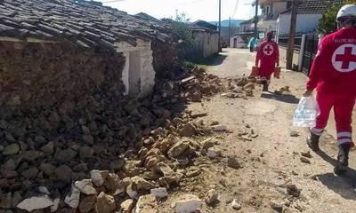 Τρόφιμα για τους σεισμόπληκτους συγκεντρώνει ο Ερυθρός Σταυρός Σπάρτης