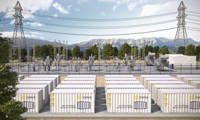 Ξεκινά η κατασκευή σταθμού αποθήκευσης ενέργειας μεγάλης κλίμακας της EEG