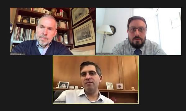 Δαβάκης: Τι συζήτησε με τον υφυπουργό Έρευνας και Τεχνολογίας