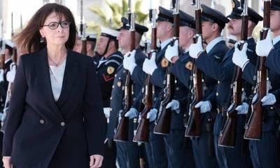 Στην Αρεόπολη η Πρόεδρος της Δημοκρατίας για την 17η Μαρτίου