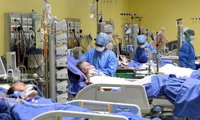 Covid-19: 152 ασθενείς σε νοσοκομεία, οι 10 σε ΜΕΘ, στην Περιφέρεια Πελοποννήσου