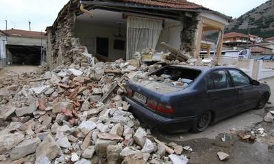 Η Ελαφόνησος συγκεντρώνει τρόφιμα για τους σεισμόπληκτους της Ελασσόνας