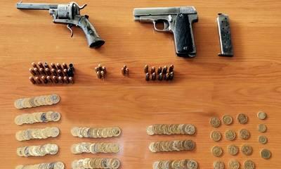 Aστυνομική επιχείρηση στην Περιφέρεια Πελοποννήσου με 59 συλλήψεις