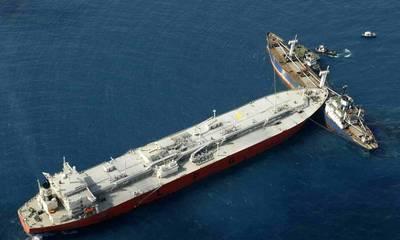 SOS! Συγκρούστηκαν δύο φορτηγά πλοία δυτικά των Κυθήρων
