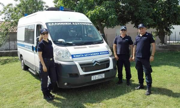 Δρομολόγια των Κινητών Αστυνομικών Μονάδων από 15.3 έως 21.3.2021