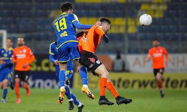 Αστέρας Τρίπολης - ΠΑΣ Γιάννινα 0-1 (video)