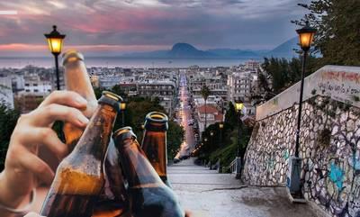 Η Πάτρα πίνει στην υγειά της… με 2.571 νέα κρούσματα σε 30 ημέρες!