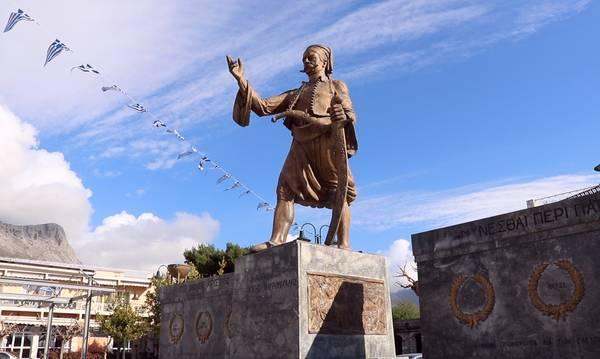 Στην Αρεόπολη η Κατερίνα Σακελλαροπούλου για την επέτειο του ξεσηκωμού των Μανιατών