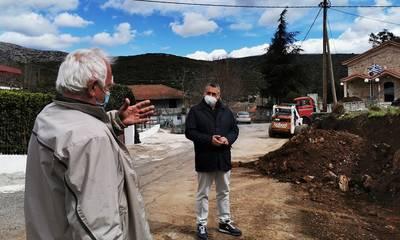 Τζιούμης: «Δίνουμε στα χωριά μας την σημασία που τους αξίζει» (video)
