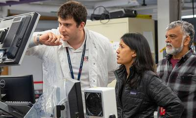 NASΑ: Εφευρετικός Αρκαδολάκωνας έφτιαξε το «ελικόπτερο» για τον Άρη!