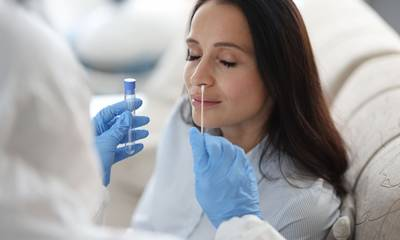 Διενέργεια Rapid Test COVID- 19 στο Λουτράκι