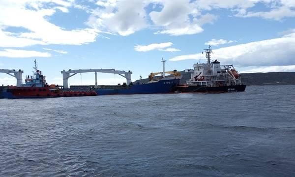 Επιστολή Τριχείλη σε Πλακιωτάκη για απομάκρυνση φορτηγών πλοίων από τον όρμο Βατίκων