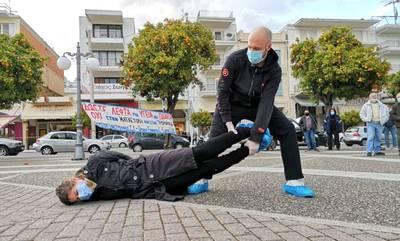 Η Σπάρτη απαντά στον Χρυσοχοϊδη: «Με καταστολή δεν βγαίνει η πανδημία…» (video)