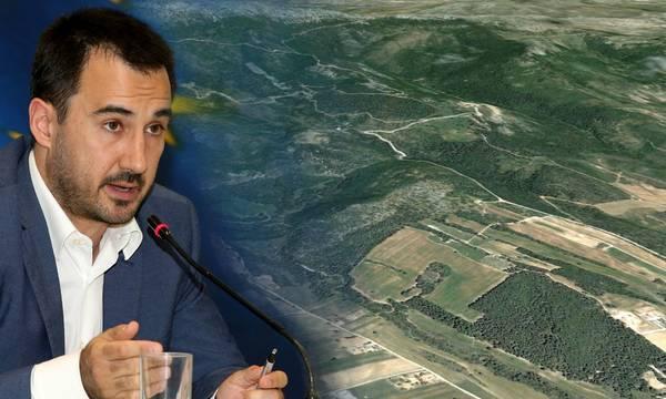 Χαρίτσης για τους δασικούς χάρτες: «Κατέρρευσαν οι Δασικές Υπηρεσίες, σε απόγνωση οι πολίτες»