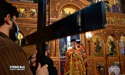 Η Κυριακή της Ορθοδοξίας στη Νέα Κίο Αργολίδας (photos - video)