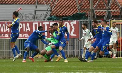Αστέρας Τρίπολης-Παναθηναϊκός 2-2