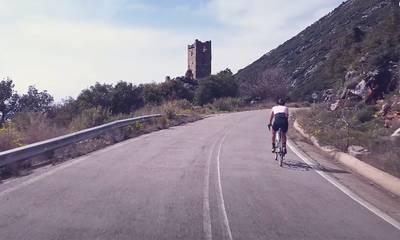 Παραμιλάνε οι Άγγλοι: 52 χιλιόμετρα λούπα με ποδήλατο, στη Μάνη