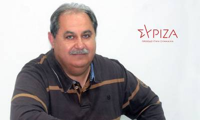 Ο Παναγιώτης Κουμουνδούρος νέος συντονιστής της Ν.Ε. Λακωνίας του ΣΥΡΙΖΑ – ΠΣ