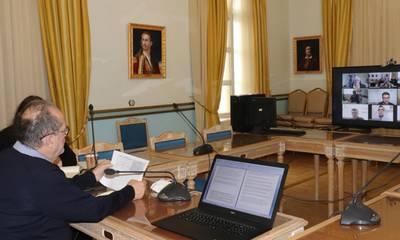 Τηλεσύσκεψη για δράσεις ΕΣΠΑ στη Λακωνία