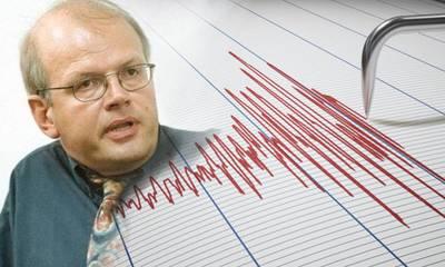 Ο σεισμολόγος Τσελέντης προειδοποιεί: 27 σεισμοί σε 24 ώρες κοντά στα Καλάβρυτα!