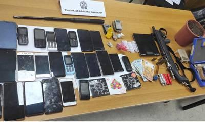 Εξαρθρώθηκε εγκληματική οργάνωση που διακινούσε ναρκωτικά σε Αργολίδα και Αττική