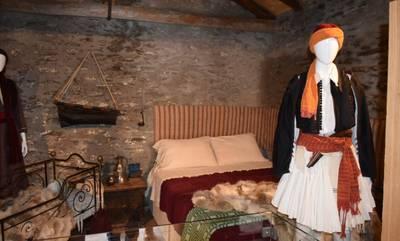 Δείτε το σπίτι που γεννήθηκε ο ήρωας «Νικηταράς» ο Τουρκοφάγος, αναπαλαιωμένο!