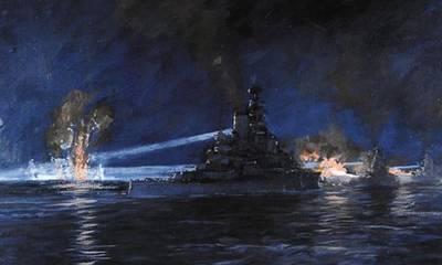 27 Μαρτίου 1941: Η Ναυμαχία του Ταινάρου και η ήττα των Ιταλών από τους Βρεττανούς