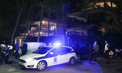 Τηλεφώνημα - φάρσα για βόμβα στο σπίτι του Αντώνη Σαμαρά