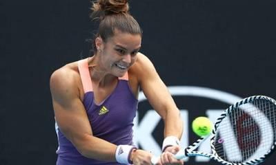 Miami Open: «Περίπατος» της Σάκκαρη επί της Σαμσόνοβα  και πρόκριση στον 4ο γύρο