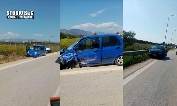 Σοβαρός τραυματισμός ποδηλάτη σε τροχαίο στο Άργος
