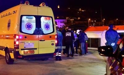 Ναύπλιο: Μεταφορά ασθενούς από κρουαζιερόπλοιο (photos)