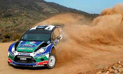 Η Κορινθία υποδέχεται το «Acropolis Rally 2021»