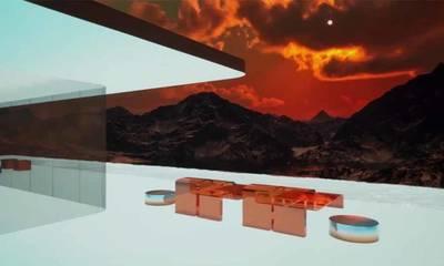 Δείτε το πρώτο σπίτι ανθρώπου στον Άρη!