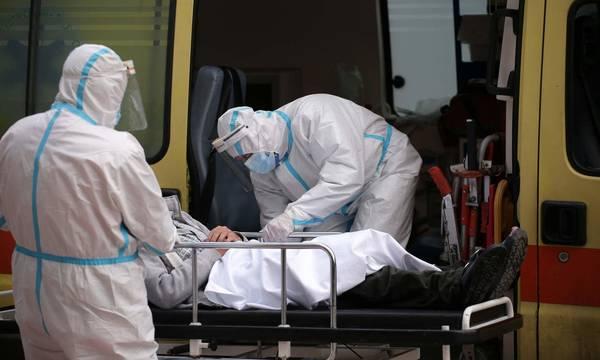 Κορονοϊός: 3.616 νέα κρούσματα, 739 διασωληνωμένοι, 76 θάνατοι