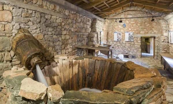 Διάκριση για το Υπαίθριο Μουσείο Υδροκίνησης στη Δημητσάνα