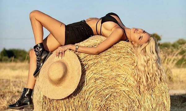 Η Αλεξάνδρα Παναγιώταρου γίνεται αγρότισσα…
