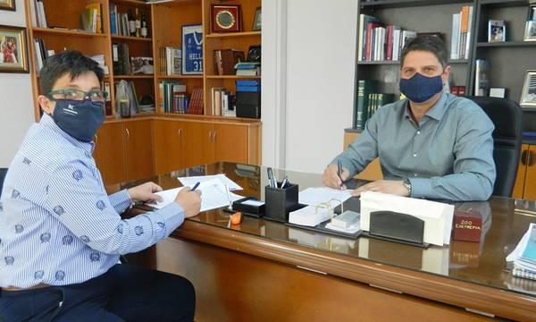 Ξεκινάει το έργο αναβάθμισης τηςπαιδικής χαράς κεντρικού πάρκου Μεσσήνης
