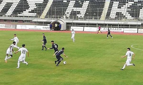 Καλαμάτα-Επισκοπή 1-0: Σημαντική νίκη για τη «Μαύρη Θύελλα»