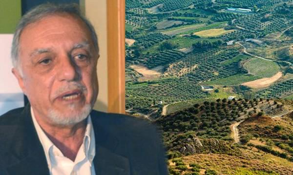 Πεβερέτος:Να αποσυρθούν οι δασικοί χάρτες και στην Πελοπόννησο!