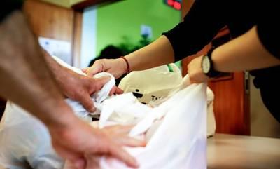 Διανομή προϊόντων Προγράμματος ΤΕΒΑ στην Π.Ε. Λακωνίας